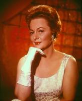 Olivia de Havilland poster