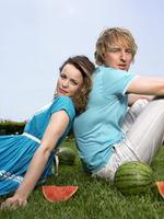 Owen Wilson & Rachel Mcadams poster