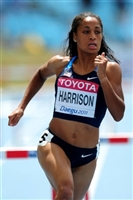 Queen Harrison poster