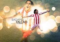 Radamel Falcao poster