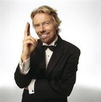 Richard Branson poster