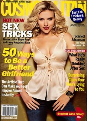 Scarlett Johansson poster #1362686