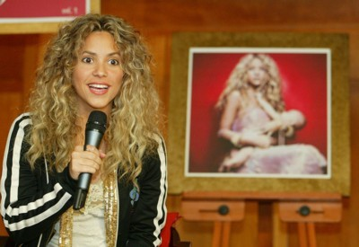Shakira poster #1362735