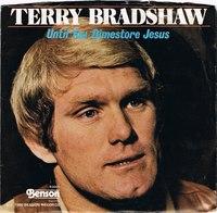 Terry Bradshaw poster