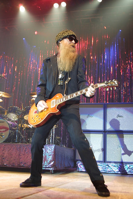 ZZ TOP poster #2516457
