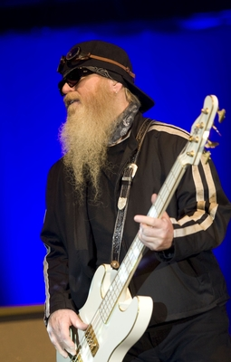 ZZ TOP poster #2516458