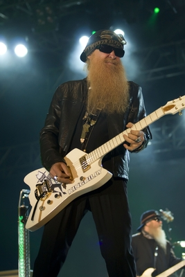 ZZ TOP poster #2516464