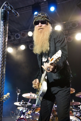 ZZ TOP poster #2516468