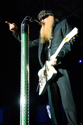 ZZ TOP poster #2516469