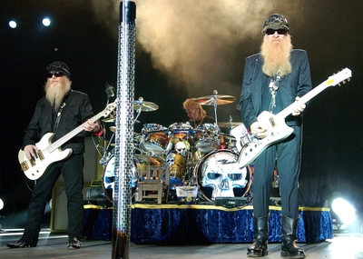 ZZ TOP poster #2516470