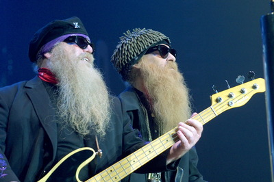ZZ TOP poster #2516471