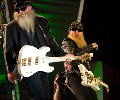 ZZ TOP poster #2516473
