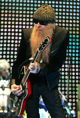ZZ TOP poster #2516474