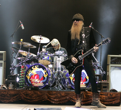ZZ TOP poster #2516481