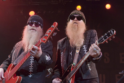 ZZ TOP poster #2516483