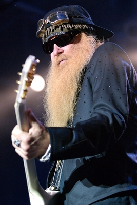 ZZ TOP poster #2516486