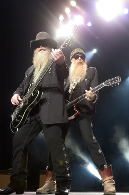 ZZ TOP poster #2516487