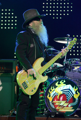 ZZ TOP poster #2516488