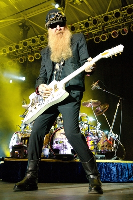 ZZ TOP poster #2516493