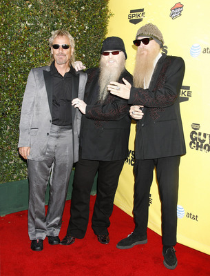 ZZ TOP poster #2516494