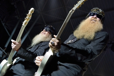 ZZ TOP poster #2516496