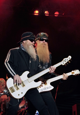 ZZ TOP poster #2516505