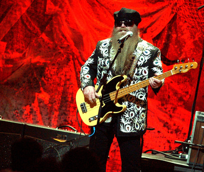ZZ TOP poster #2516506