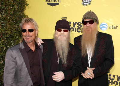 ZZ TOP poster #2516516