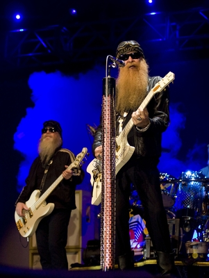 ZZ TOP poster #2516520