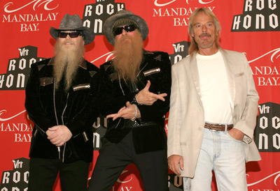 ZZ TOP poster #2516522