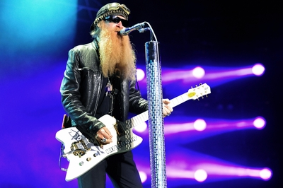 ZZ TOP poster #2516523