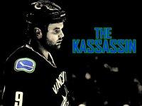 Zack Kassian poster