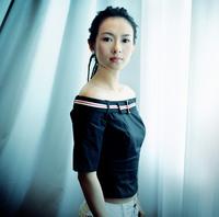 Zhang Ziyi poster