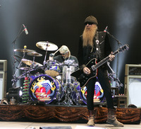 Zz Top poster