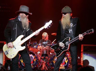 Zz Top poster #2642010