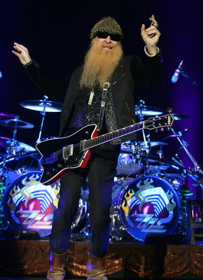 Zz Top poster #2642011